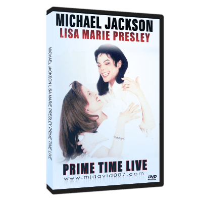 Michael Jackson Lisa Marie Presley Prime Time