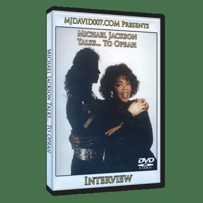 Michael Jackson talks to Oprah Neverland dvd