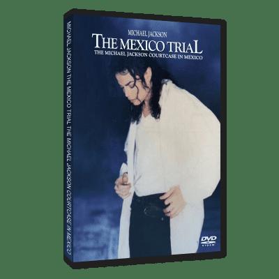 Michael Jackson Mexico Trial dvd