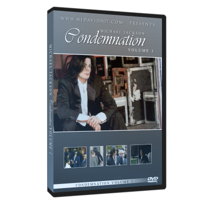 Michael Jackson Condemnation dvd 1