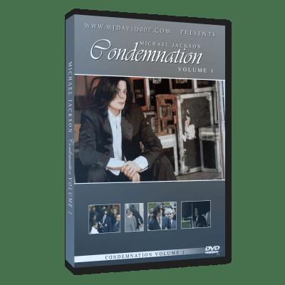 Michael Jackson Condemnation dvd 1