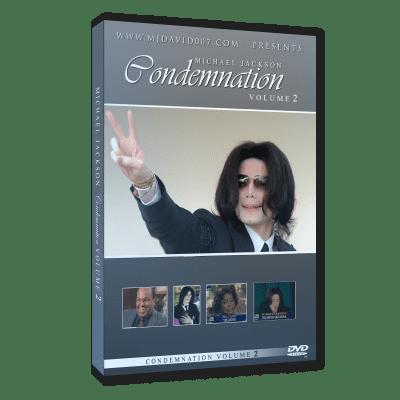 Michael Jackson Condemnation dvd 2