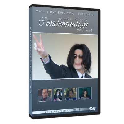 Michael Jackson Condemnation dvd 2