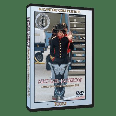 Michael Jackson HIStory Tour Amsterdam 1996 dvd