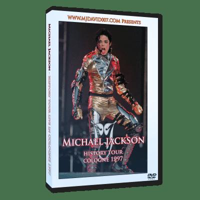 Michael Jackson HIStory Tour Cologne 1997