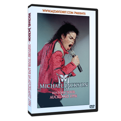 Michael Jackson HIStory Tour Auckland 1996 first night