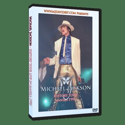Michael Jackson HIStory Tour Manila 1996 dvd