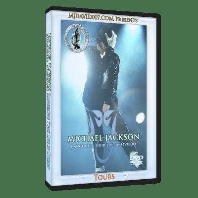 Michael Jackson Dangerous Tour Oviedo 1992 dvd