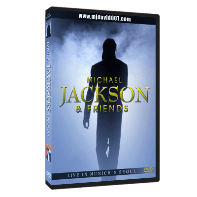 Michael Jackson & Friends 1999 dvd