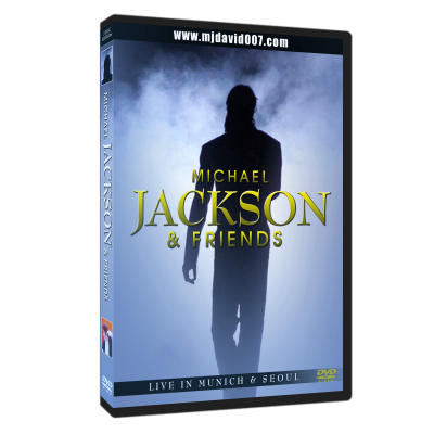 Michael Jackson & Friends 1999 dvd