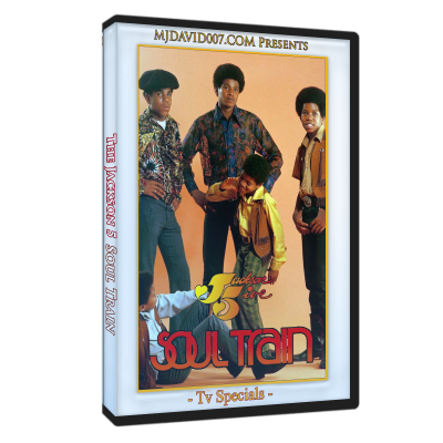 Jackson 5 Soul Train dvd
