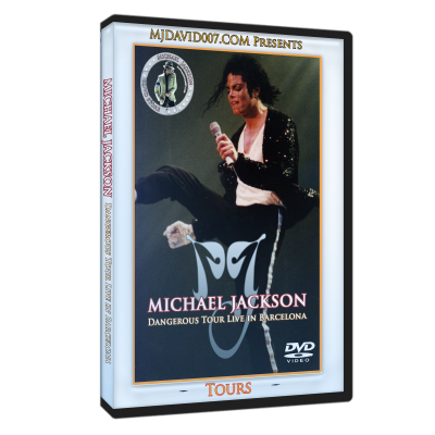 Michael Jackson Dangerous Tour Barcelona 1992 dvd