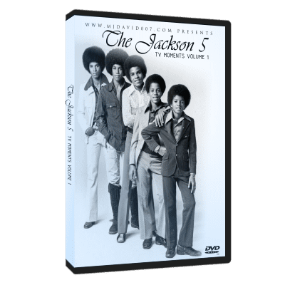 The Jackson 5 Tv Moments volume 1