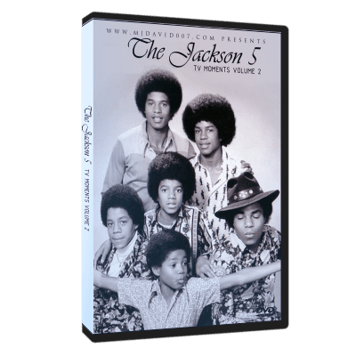 The Jackson 5 Tv Moments volume 2