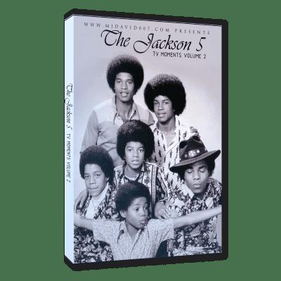 The Jackson 5 Tv Moments volume 2