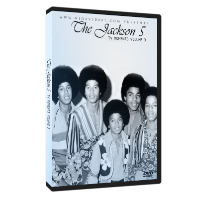 The Jackson 5 Tv Moments volume 3