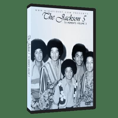 The Jackson 5 Tv Moments volume 3