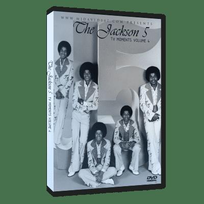 The Jackson 5 Tv Moments volume 4