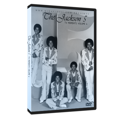 The Jackson 5 Tv Moments volume 4