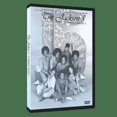 The Jackson 5 Tv Moments volume 5