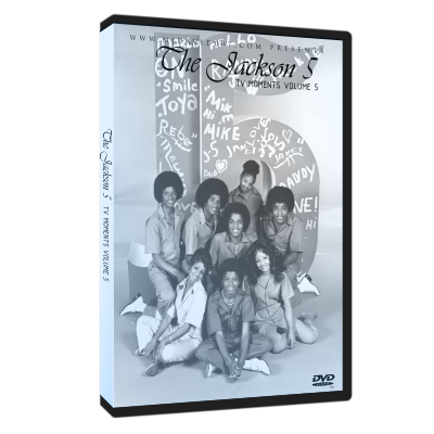 The Jackson 5 Tv Moments volume 5
