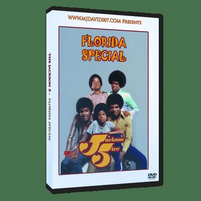 Jackson 5 Florida Special dvd