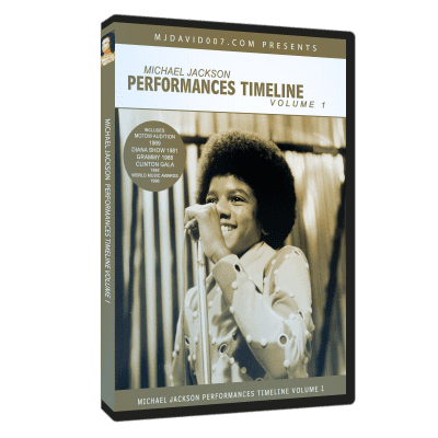 Michael Jackson Performances Timeline volumen 1