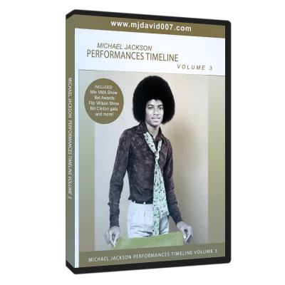 Michael Jackson Performances Timeline volumen 3