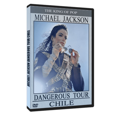 Michael Jackson Dangerous Tour Chile 1993