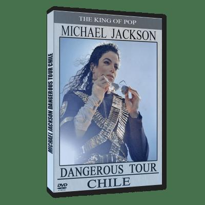 Michael Jackson Dangerous Tour Chile 1993