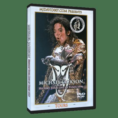 Michael Jackson HIStory Tour Tunis 1996 amateur