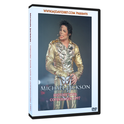 Michael Jackson HIStory Tour Gelsenkirchen 1997