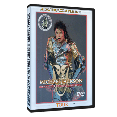 Michael Jackson HIStory Tour Gelsenkirchen dvd