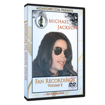 Michael Jackson Fan Recordings volume 1