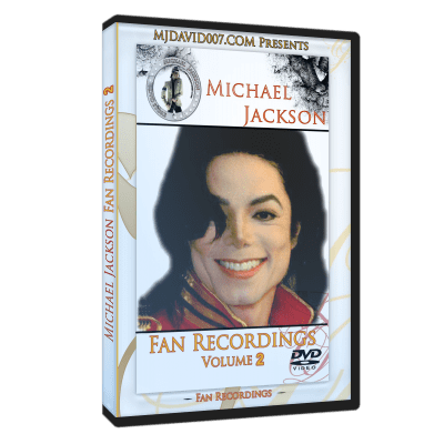 Michael Jackson Fan Recordings volume 2
