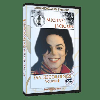 Michael Jackson Fan Recordings volume 2