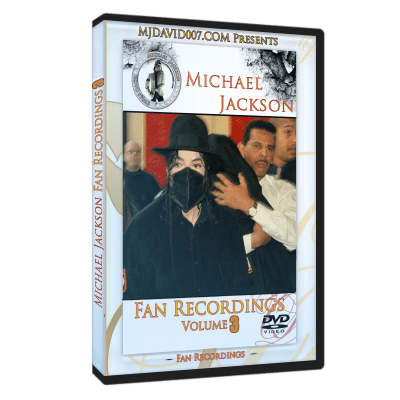 Michael Jackson Fan Recordings volume 3