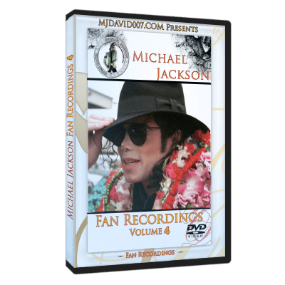 Michael Jackson Fan Recordings volume 4