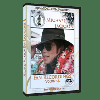 Michael Jackson Fan Recordings volume 4