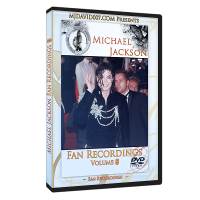 Michael Jackson Fan Recordings volume 5