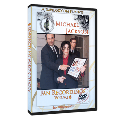 Michael Jackson Fan Recordings volume 6