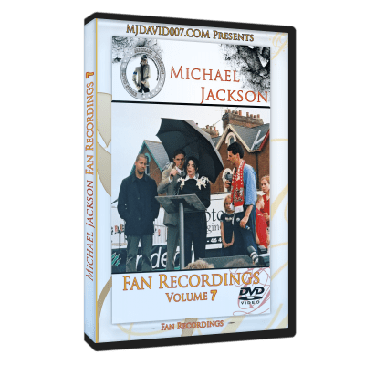 Michael Jackson Fan Recordings volume 7