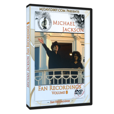Michael Jackson Fan Recordings volume 8