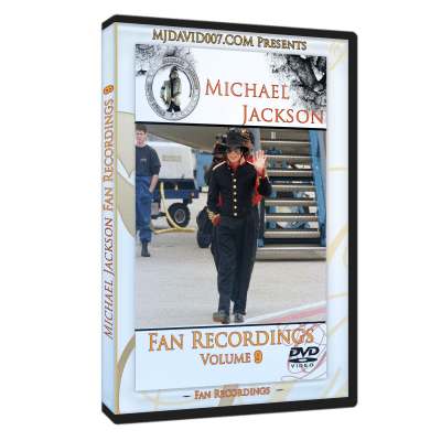 Michael Jackson Fan Recordings volume 9