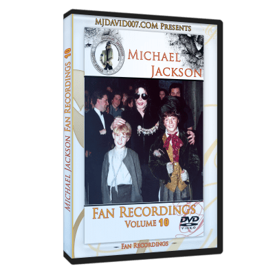 Michael Jackson Fan Recordings volume 10