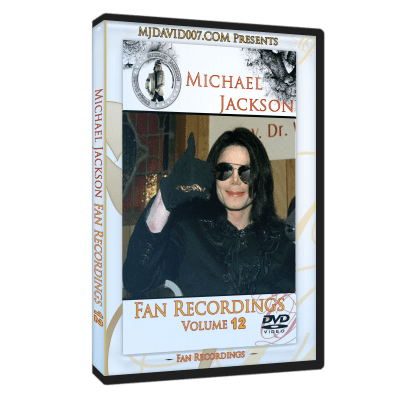 Michael Jackson Fan Recordings volume 12