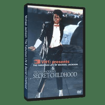 Michael Jackson Secret Childhood dvd