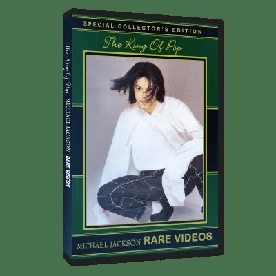 Michael Jackson Rare Videos dvd