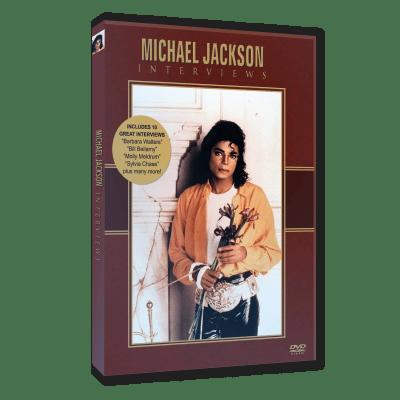 Michael Jackson interviews dvd