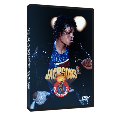 The Jacksons Victory Tour 1984